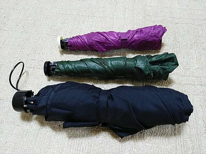 ペンタゴン折りたたみ傘