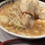 濃い~名古屋のラーメンといえば「フジヤマ55」モゾ店では限定メニューも