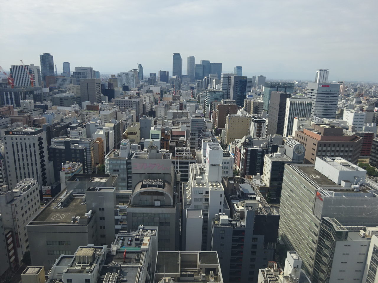 名古屋テレビ塔名駅側