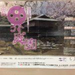 【3月23日から】白鳥庭園が異界に変わる!?平成最後の春の庭園【熱田区】