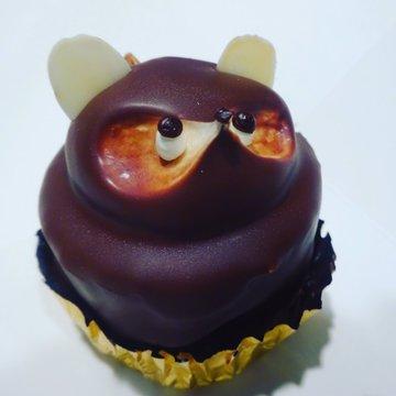 名古屋たぬきケーキ