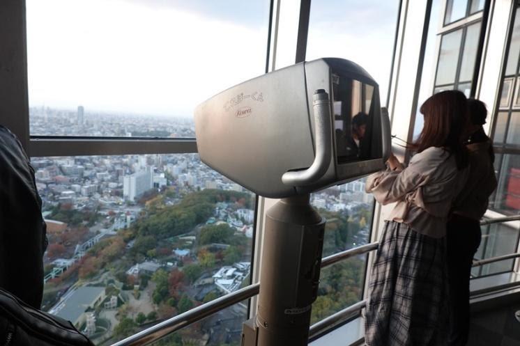 電子望遠鏡