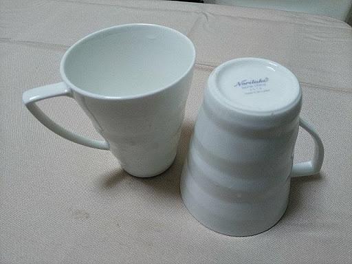 ノリタケマグカップ