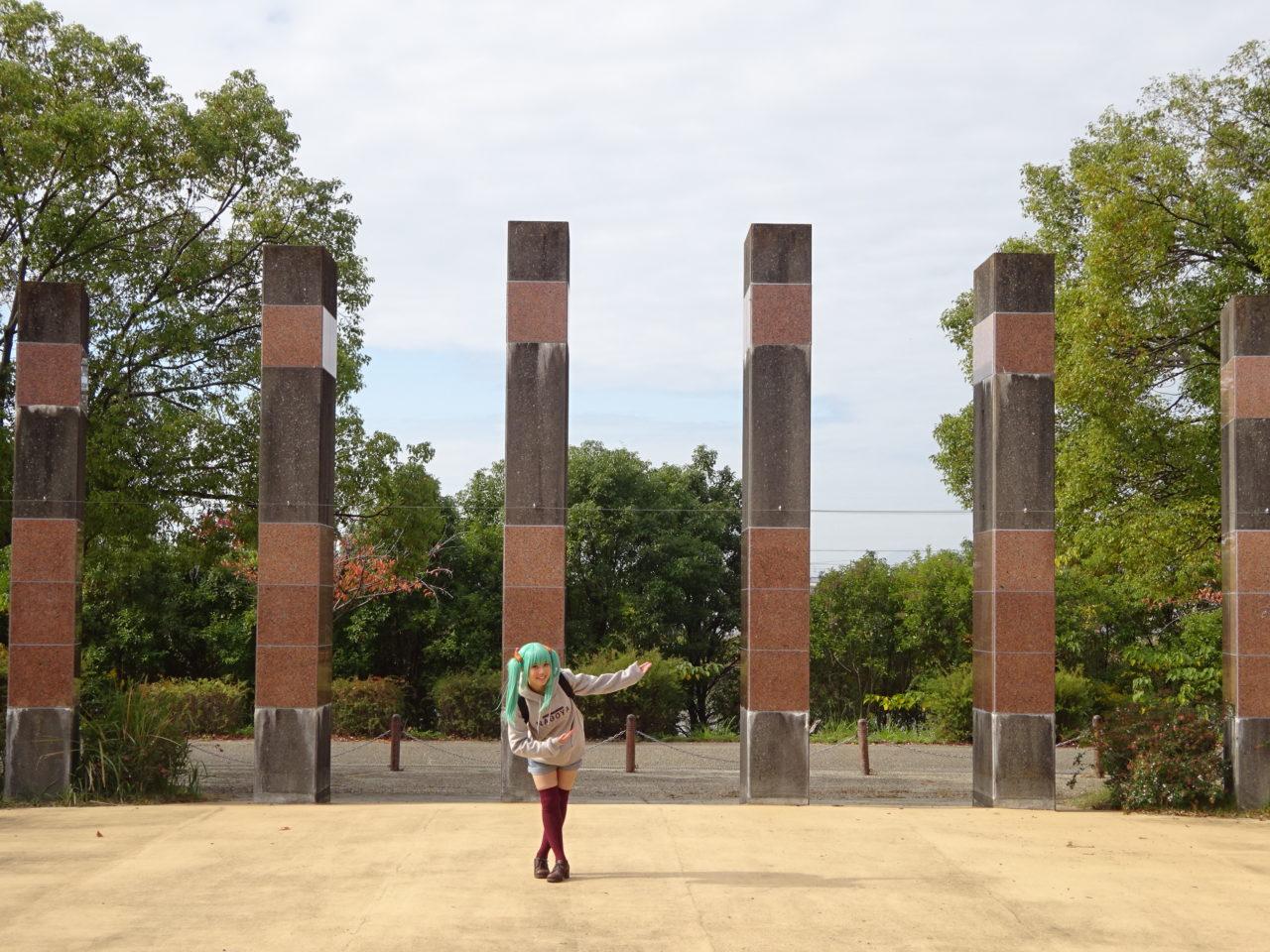 戸田川緑地ステージ