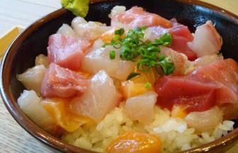 サカナファクトリー海鮮丼