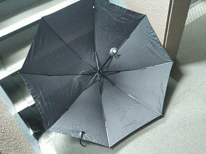 大きい折りたたみ傘