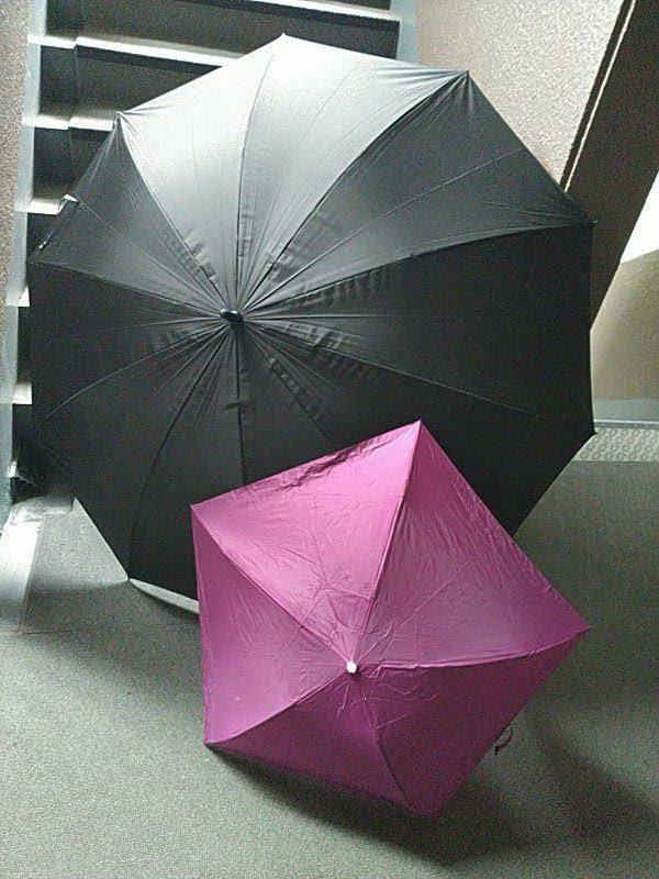 傘のサイズ比較