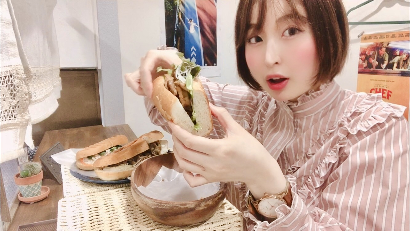 おがわさんのサンドイッチ