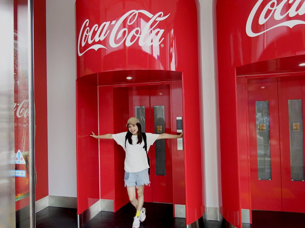 コカ・コーラエレベーター