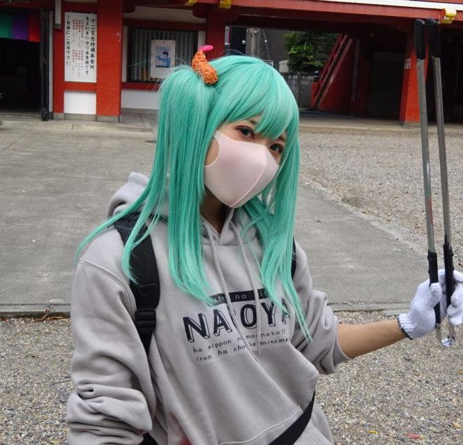 名古屋ご当地コスプレイヤー