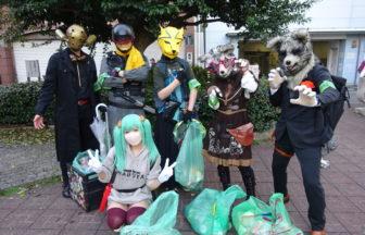 大須ゴミ拾い