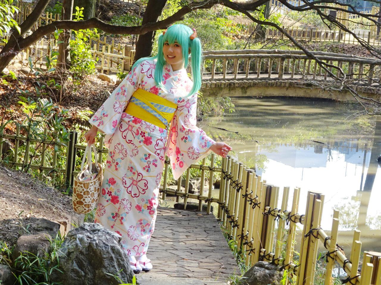 名古屋の着物撮影スポット