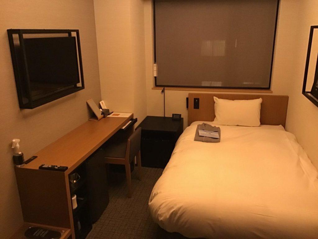 穴場ホテル