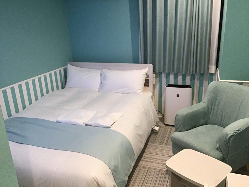 ダイワロイヤルホテルD-CITY名古屋納屋橋bed