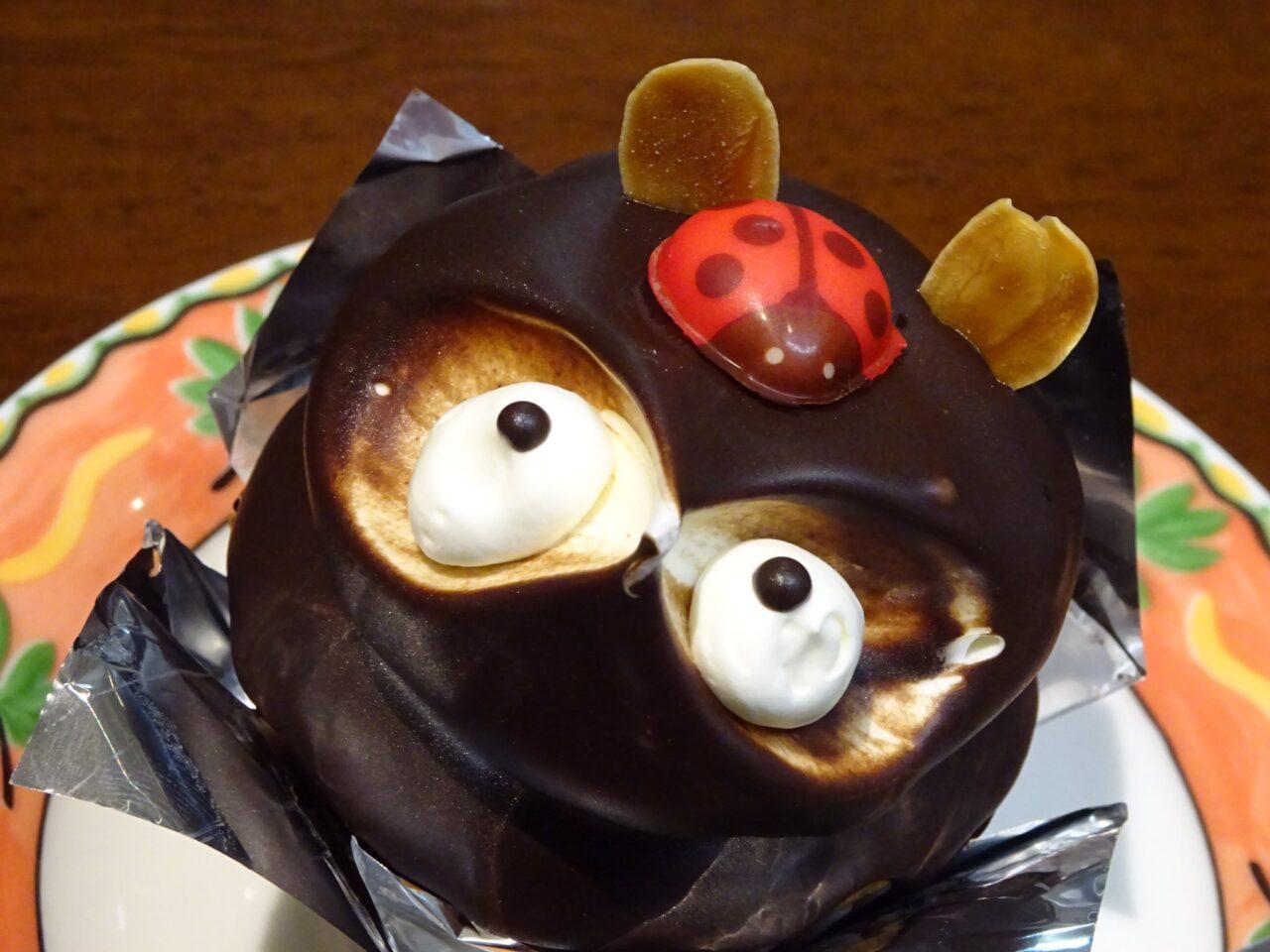 タヌキケーキ発祥
