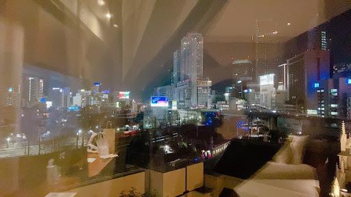 ストリングスホテル名古屋の夜景