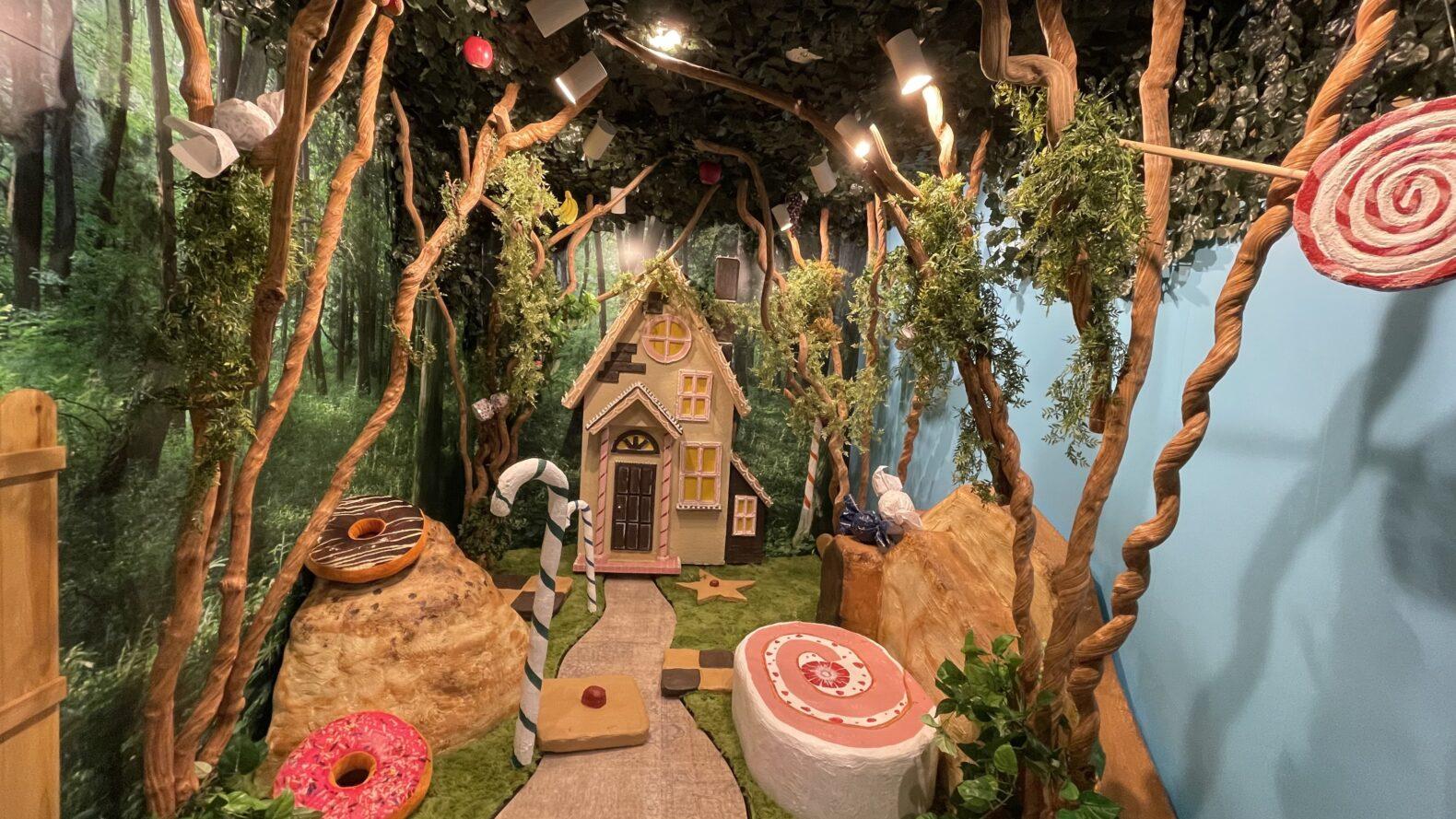 お菓子の森